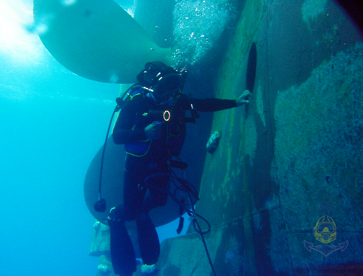 Underwater surveys and inspections