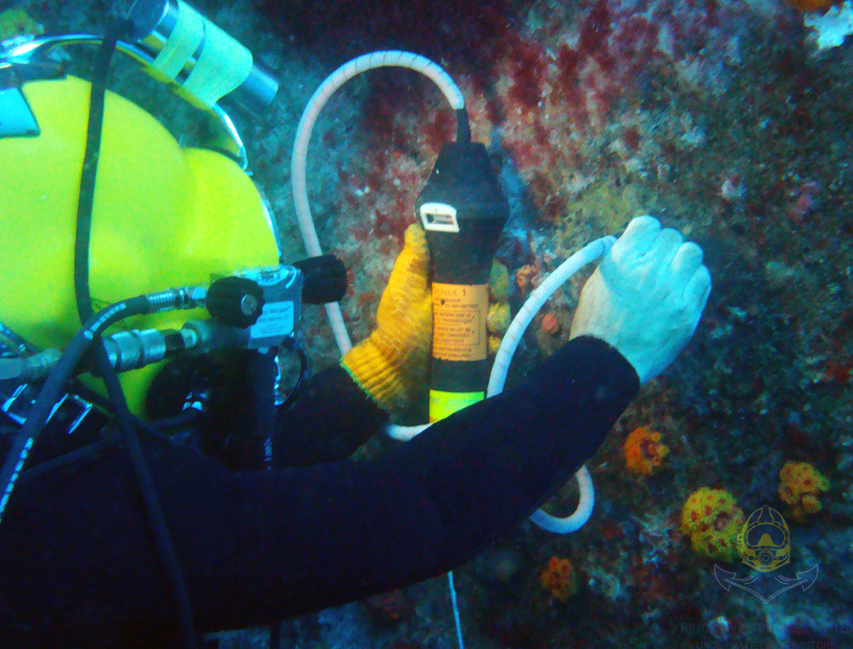Underwater Survey and Inspections